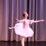 Отчетный концерт хореографического отделения, декабрь 2015г. Вариации Весталки, Юлия Стрелец, 7 класс