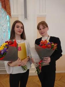 Юные дарования 2019 - Петренко Мария